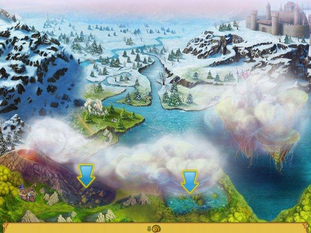 Ферма Айрис 3. Ледяная угроза скриншот 3