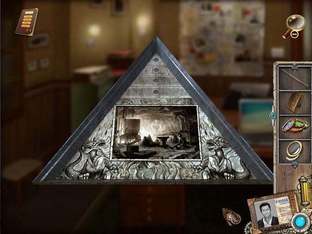 Между Мирами 2. Пирамида