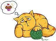Подробнее об игре Кот на диете