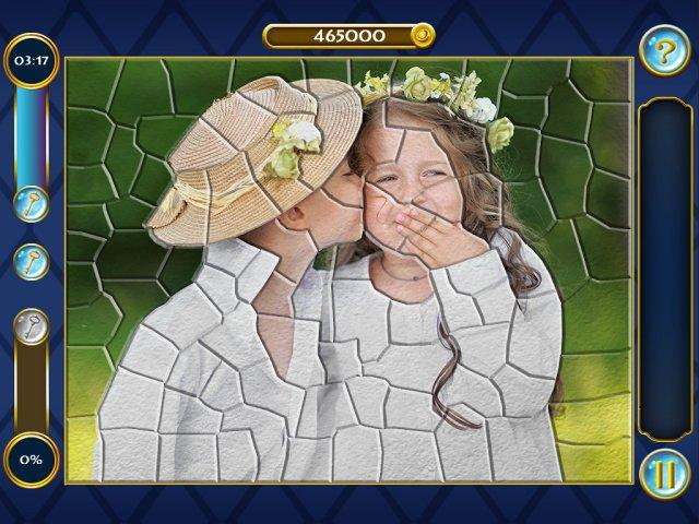 Сказочные мозаики. Золушка 2