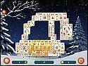 Бесплатная игра Рождественский Маджонг 2 скриншот 3